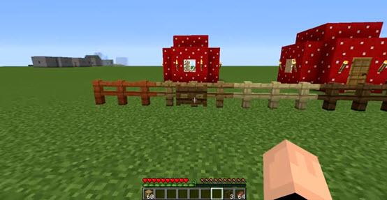 fence minecraft